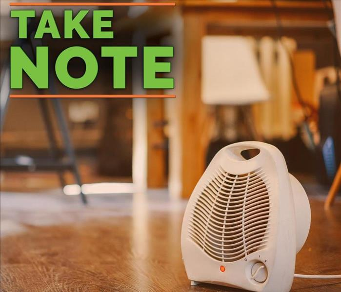 Fire Damage 3 Important Tips for Safely Using Your Space Heater